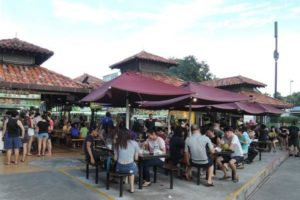 Hawker Center Chomp Chomp Singapore TOMTASIA