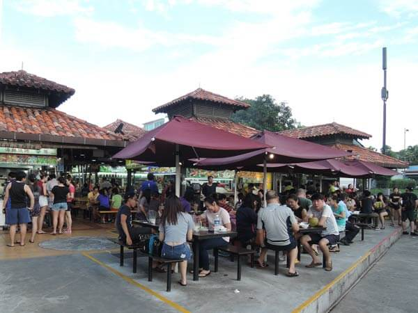 Singapurs Hawker Center: Lecker!